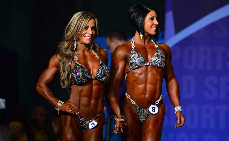 Arnold Classic 2015 : Women's Physique